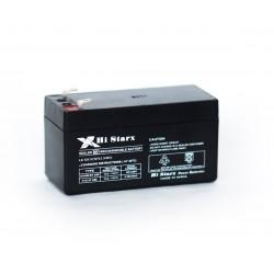 Bateria 12V 1.3Ah (luces de...
