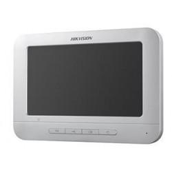 Hikvision DS-KH220 Pantalla 7'' para portero visor analogico