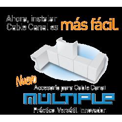 ACCESORIO CABLECANAL 14x7