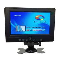 Monitor 9 TFT LCD RCA entrada SD, parlantes 800x480