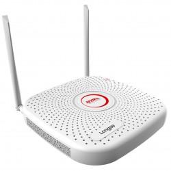 Longse NVR 9Ch h/5Mpx 1HDD h/8TB P2P H264/H265+ Onvif Wifi h/300m...