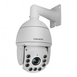 "Domo PTZ 37X Zoom 7"" IR 150 MT 1080P Qihan incluye soporte"