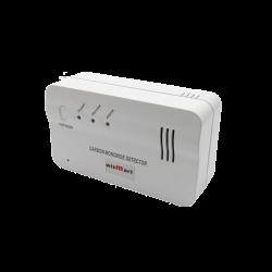 Detector de Monóxido de Carbono 12v Premium Wizmart NB930-DR-12