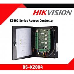 Hikvision DS-K2804 Controlador de acceso de 4 puertas.
