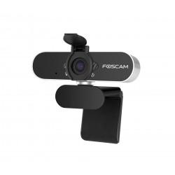 Camara Web p/videoconferencia 2Mpx 1080P@30fps Audio omnidireccinal...