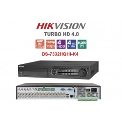 HIKVISION DS-7332HQHI-K4 DVR 32/48 ch Rackeable