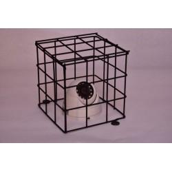Jaula de protección 10x10x10 cm (con arandela)