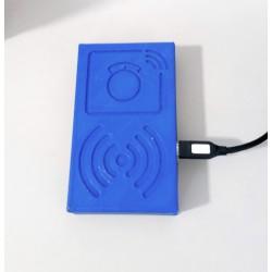 Lector de tarjeta/enrolador wifi para office de enfermeria