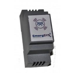 Modulo de portón/ingreso Emergsys para sistema barrial
