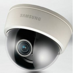 SND-7011 Samsung cámara IP 3 Mpx minidomo