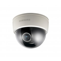 Samsung SND-7061N Camara IP 3 Mpx Varifocal 3~8.5mm minidomo POE