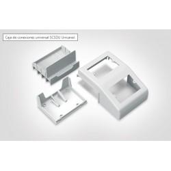 Accesorio Set Caja Derivación c/Separador SCSDU. HellermannTyton.