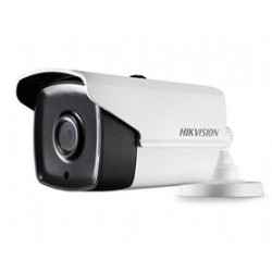 HIKVISION DS-2CE16C0T-IT5F lente 2.8 mm IR EXIR 80M, 1MP, Metalica.