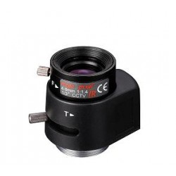 Lente Varifocal 4 a 9mm - Autoiris - Megapixel - Correccion IR