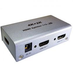 Splitter HDMI De 2 Salidas...