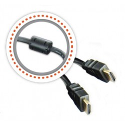 Cable Hdmi 10 Metros 1,4v HD 1080p DOBLE FILTRO