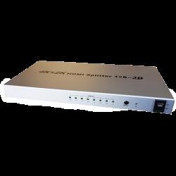 SGF-1×8. Splitter HDMI De 8 Salidas.
