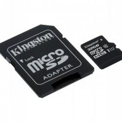 Tarjeta SanDisk Ultra UHS-I 32GB c/adaptador