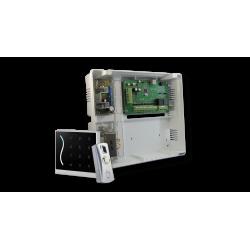 Control de accesos Garnet/Alonso Pivot con Fuente CP-4000F-B