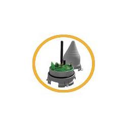 Nanocomm ED7100-NV Comunicador de alarmas y Sistemas Perimetrales...