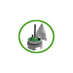 Nanocomm ED7110-NV Comunicador de alarmas y Sistemas Perimetrales...