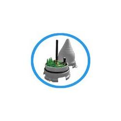 Nanocomm ED7130-NV Comunicador de alarmas y Sistemas Perimetrales...