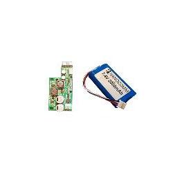 NANOCOMM ED5751, Tarjeta Fuente con batería de Litio-Ion para ED5750