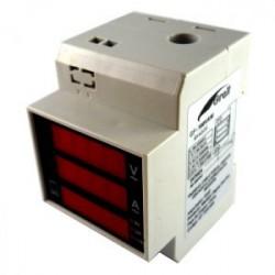 Voltimetro-Amperimetro-watimetro Riel-Din GF-100VAW