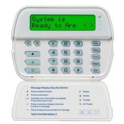PK5500-TECLADO FULL ALFANUMERICO Teclado de mensaje completo LCD de...